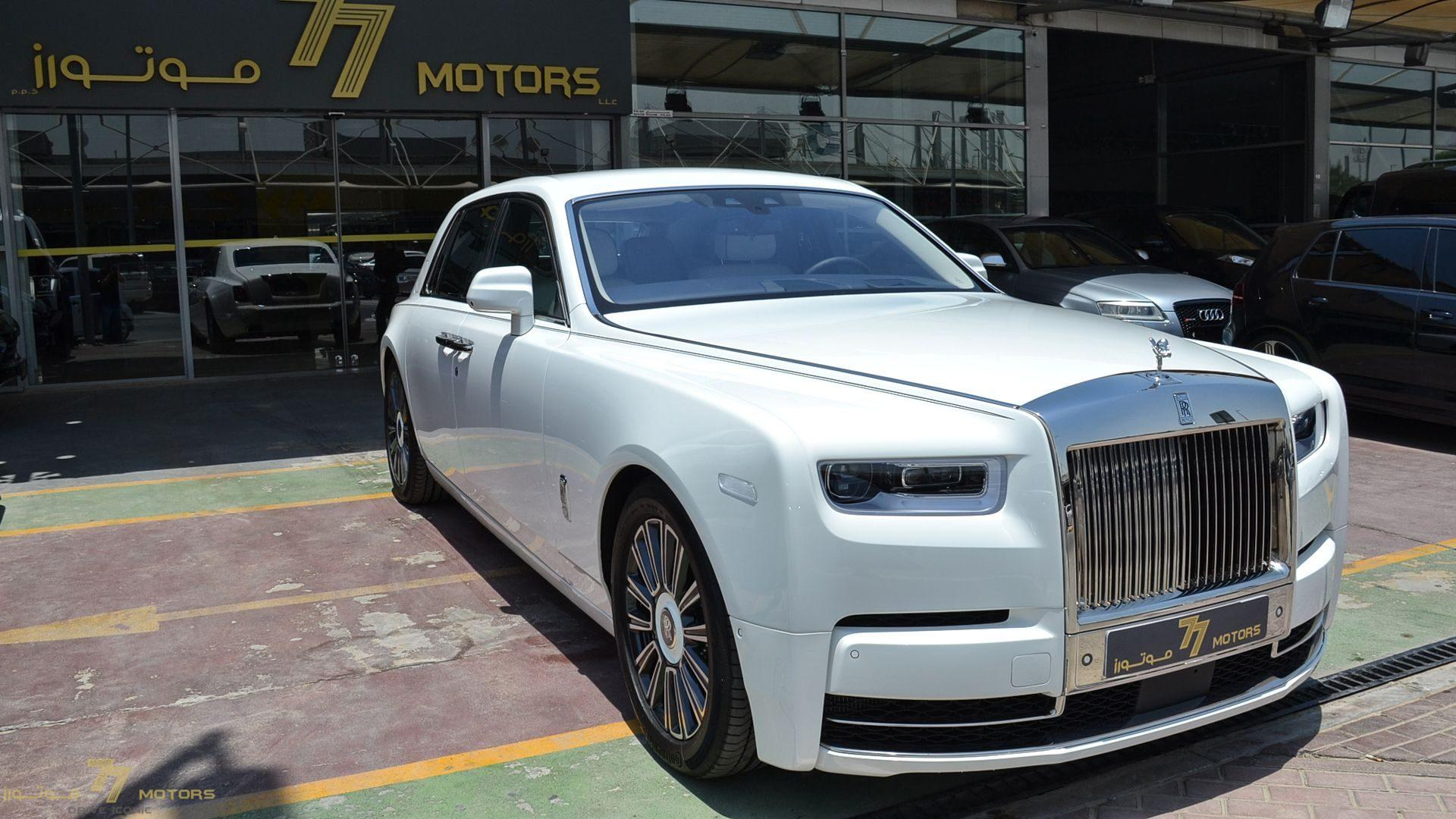 Inventory 77 Motors Rolls Royce Phantom Series Ii